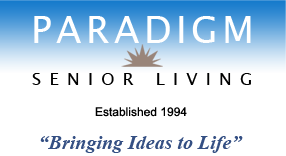 Assisted Living, Senior Housing Management, Paradigm Senior Living