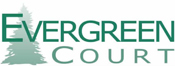 Evergreen Court Logo