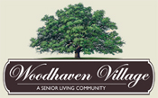 Woodhaven Village Logo