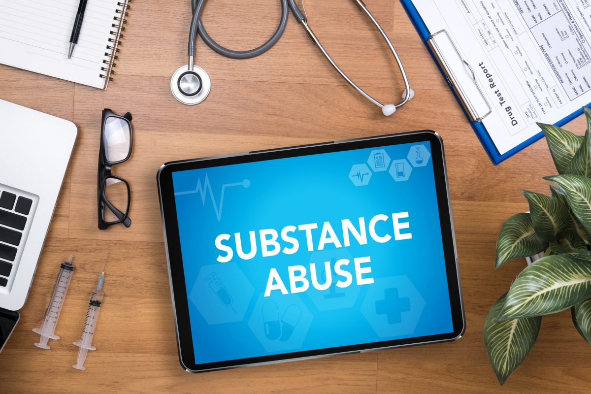 substance abuse in the elderly