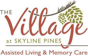 The Village at Skyline Pines Logo